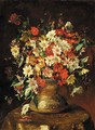An opulent bouquet - Mary Rischgitz