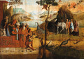The Fall of Phaeton - Vittore Carpaccio