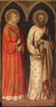 Saints Stephen and Bartholomew - Mariotto Di Nardo