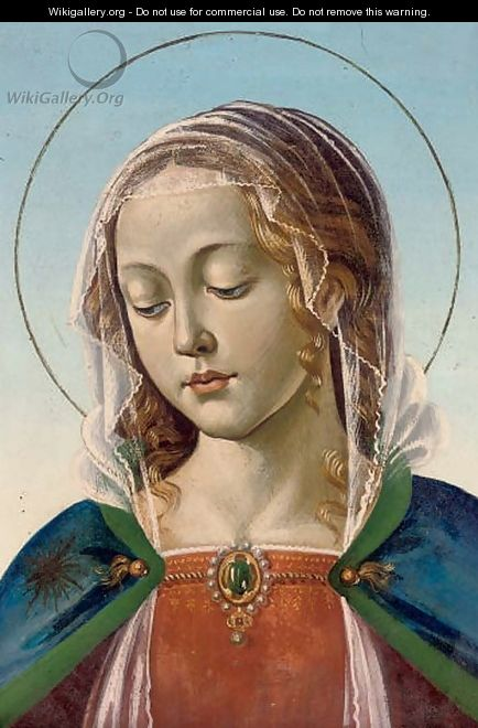 The Madonna - (after) Luca Signorelli