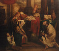The Presentation in the Temple - (after) Pieter Van Lint