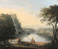A Landscape with the Falls of Tivoli - (after) Richard Wilson
