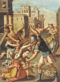 The Massacre of the Innocents - Raphael