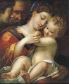 The Madonna and Child 4 - Raphael