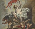 The Resurrection - (after) Sir Peter Paul Rubens
