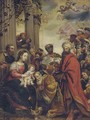 The Adoration of the Magi 8 - (after) Sir Peter Paul Rubens