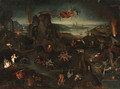 The Temptation of Saint Anthony - Hieronymous Bosch