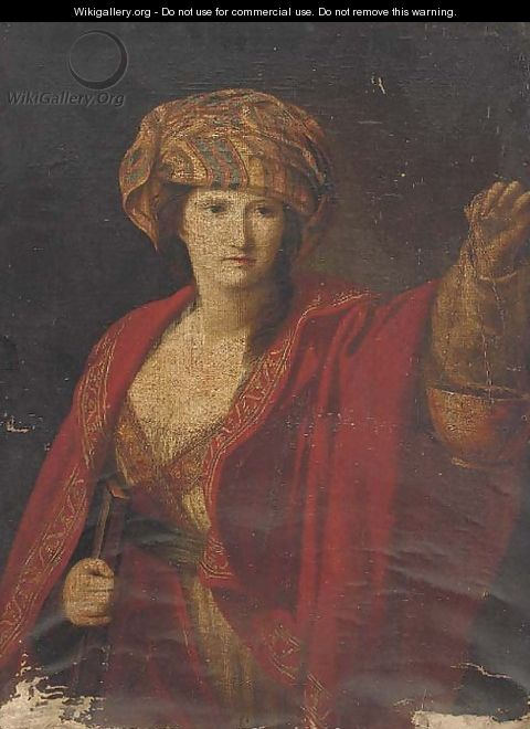 The Persian Sibyl - (after) Guido Reni