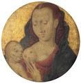 The Virgin and Child 2 - Dieric the Elder Bouts