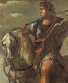 A Roman Officer - (after) Francesco Del Cossa