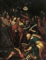 The Betrayal of Christ - Frans I Francken