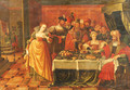 The Feast of King Herod - (after) Ambrosius Francken