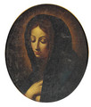 The Virgin Mary - (after) Carlo Dolci