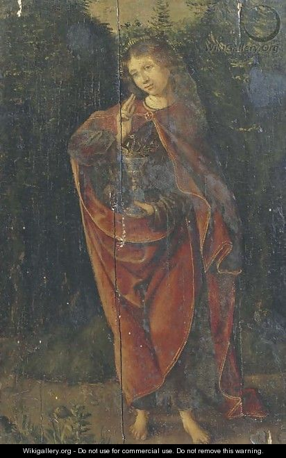 Saint John the Evangelist - Garofalo