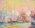 Constantinople (Corne d'Or) - Paul Signac