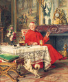 The Little Favourite Of His Eminence - Paul Schaan