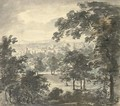 Windsor Castle from the Great Park - Paul Sandby