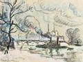 Paris 2 - Paul Signac