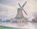 Moulin d'Edam - Paul Signac