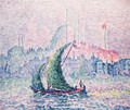 La Cte d'Or, La Sulemanie, Constantinople - Paul Signac