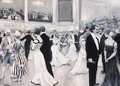 Princess Marie of Denmark's Charity Ball - Paul-Gustave Fischer