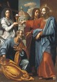 The Last Communion of Saint Peter - Ottavio Vannini