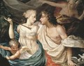 Venus and Adonis - North-Italian School