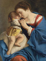The Madonna and Child 2 - Orazio Gentileschi