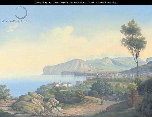 Sorrento (illustrated) - Neapolitan School