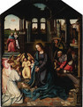The Adoration of the Shepherds - Netherlandish School