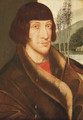 Portrait of a young man - Netherlandish School