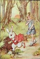 Alice and the White Rabbit - A.L. Bowley