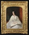 Portrait of Jane Fortescue Seymour, Mrs Coleridge - William Boxall