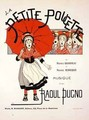 Reproduction of a poster advertising the operetta 'La Petite Poucette' - Louis-Maurice Boutet de Monvel