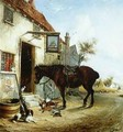 The Sportsman's Return - Edmund Bristow