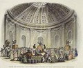 Sale of Estates, Pictures and Slaves in the Rotunda, New Orleans 2 - (after) Brooke, William Henry