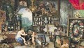 The Sense of Sight - Jan & Rubens, P.P. Brueghel