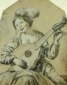 The Lute-Player - Hendrick Ter Brugghen
