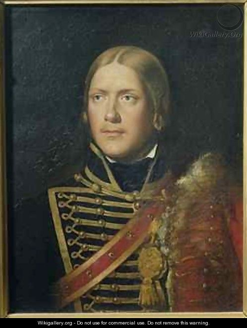 Michel Ney (1769-1815) Duke of Elchingen - Adolphe Brune