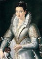 Portrait of a lady - Santi Di Tito