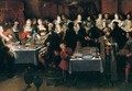 Belshazzar's feast - Frans the younger Francken