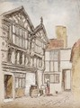 Views In Chester And York - John Skinner Prout