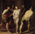 The Flagellation - Daniele Crespi