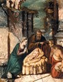 The Adoration Of The Shepherds - Italian School