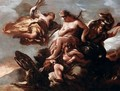 A Personification Of America - (after) Luca Giordano