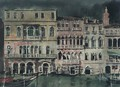 The Palace, Venice By Night - James Miller