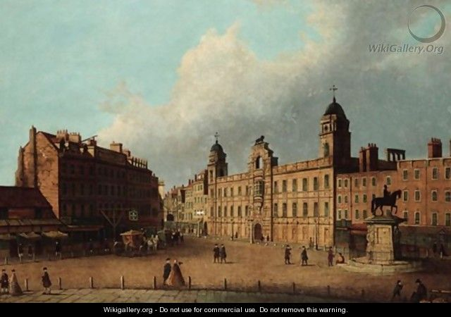 Northumberland House, Charing Cross - (after) John Paul