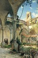 The Cloister, Taormina - Peder Monsted