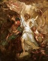 Angels Appearing To The Shepherds - Benjamin West