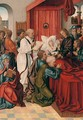 The Death Of The Virgin - (after) Cleve, Joos van